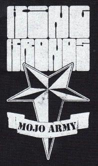 King Kronos - Mojo Army Patch
