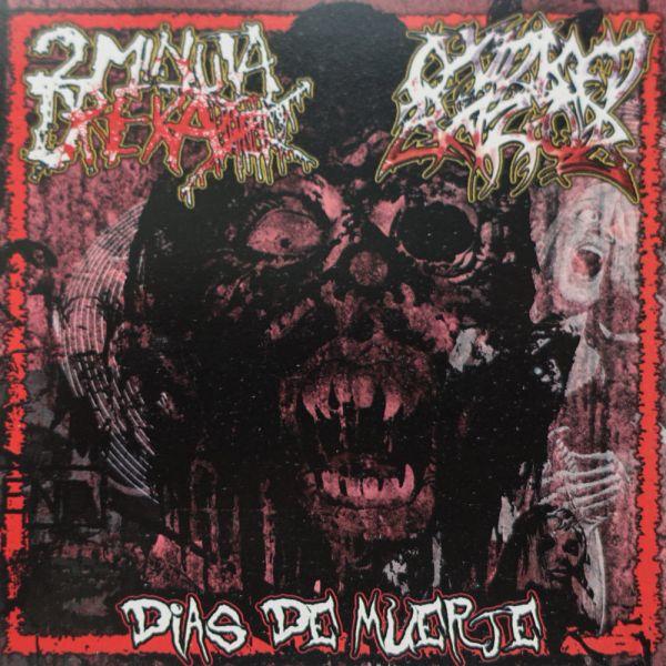 2 Minuta Dreka & Oxidised Razor - Dias De Muerte