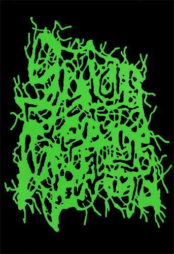 Satan's Revenge On Mankind - Logo Sticker
